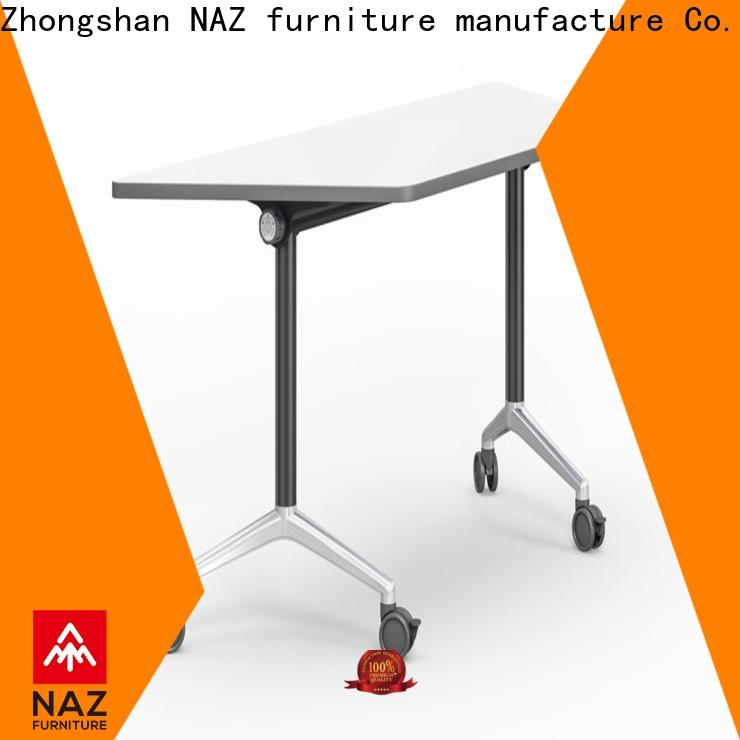 NAZ furniture professional computer training tables for conference for training room