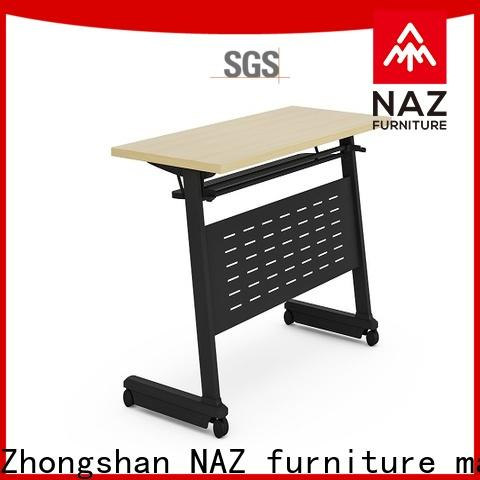 NAZ furniture panel training room tables for sale for meeting room