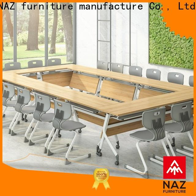 NAZ furniture 6810121620 portable conference room tables for sale for office