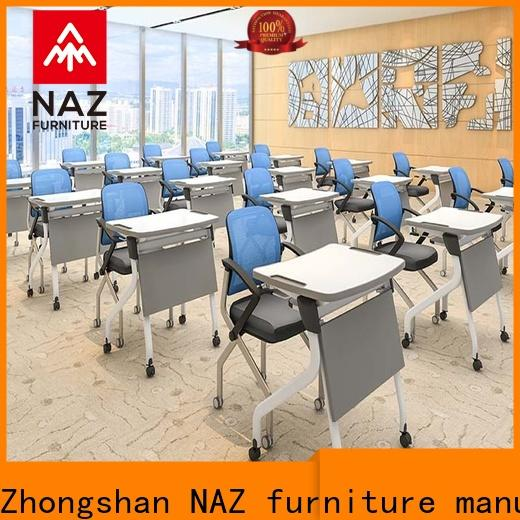 NAZ furniture movable training table frame for kids for office