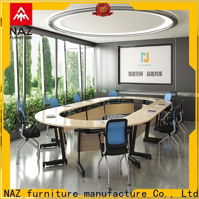 NAZ furniture unique modular conference room tables for conference