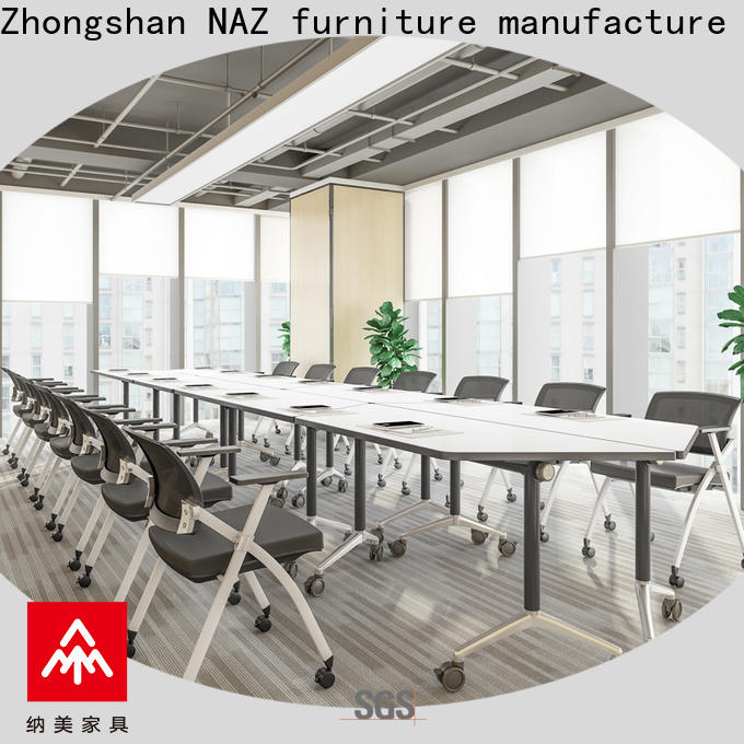 NAZ furniture durable small conference table manufacturer for office