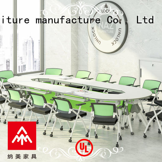 NAZ furniture durable moveable conference table for sale for meeting room