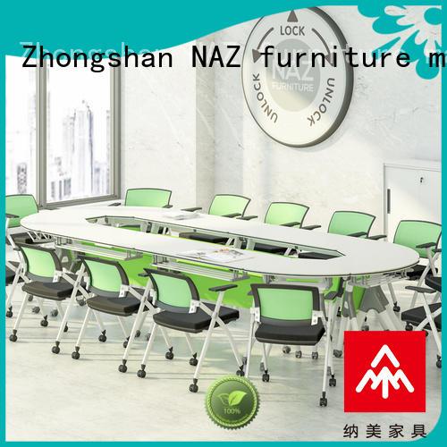 NAZ furniture elegant modular conference room tables for conference for office