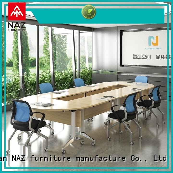 professional conference tables ft030c on wheels for training room