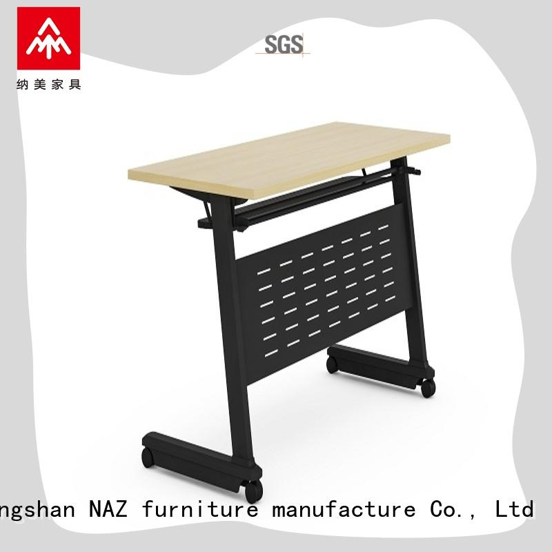 NAZ furniture computer 18 x 72 training table for school
