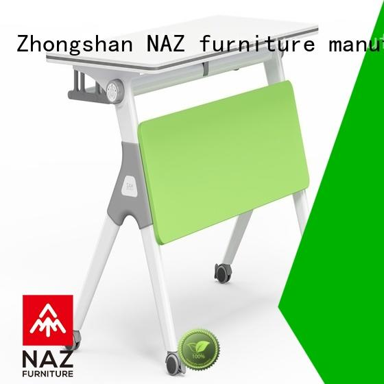 NAZ furniture ft012 training room furniture multi purpose for school