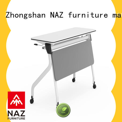 NAZ furniture multipurpose folding training table supply for school