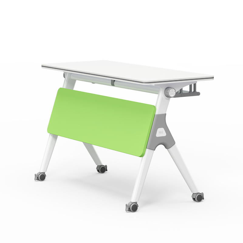 NAZ furniture on mobile training tables for sale-1