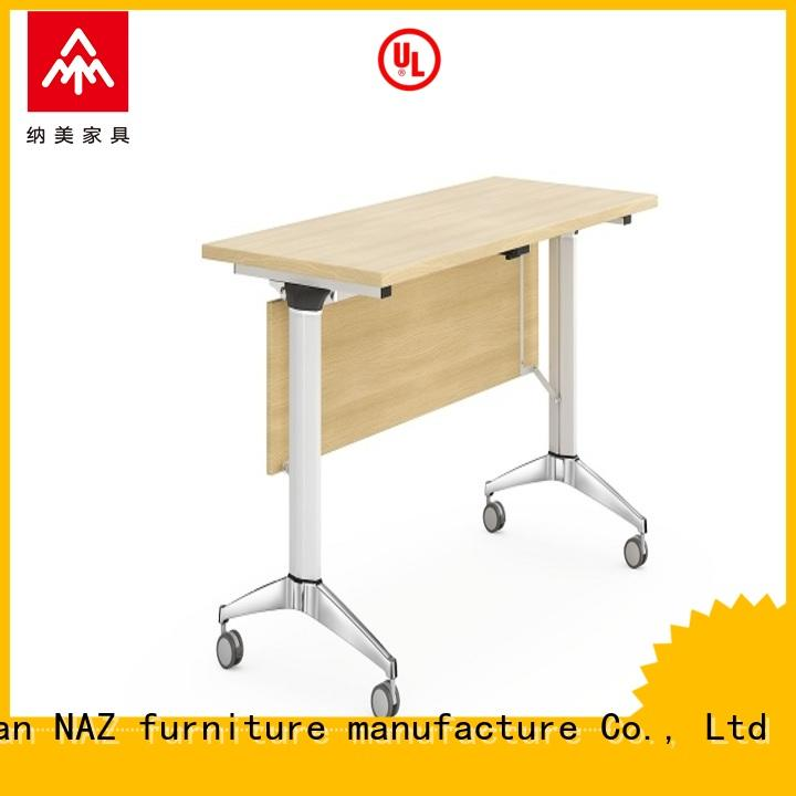 NAZ furniture space mobile training tables for conference for meeting room