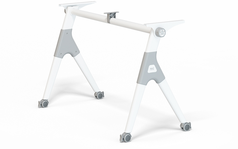 NAZ furniture on mobile training tables for sale-7