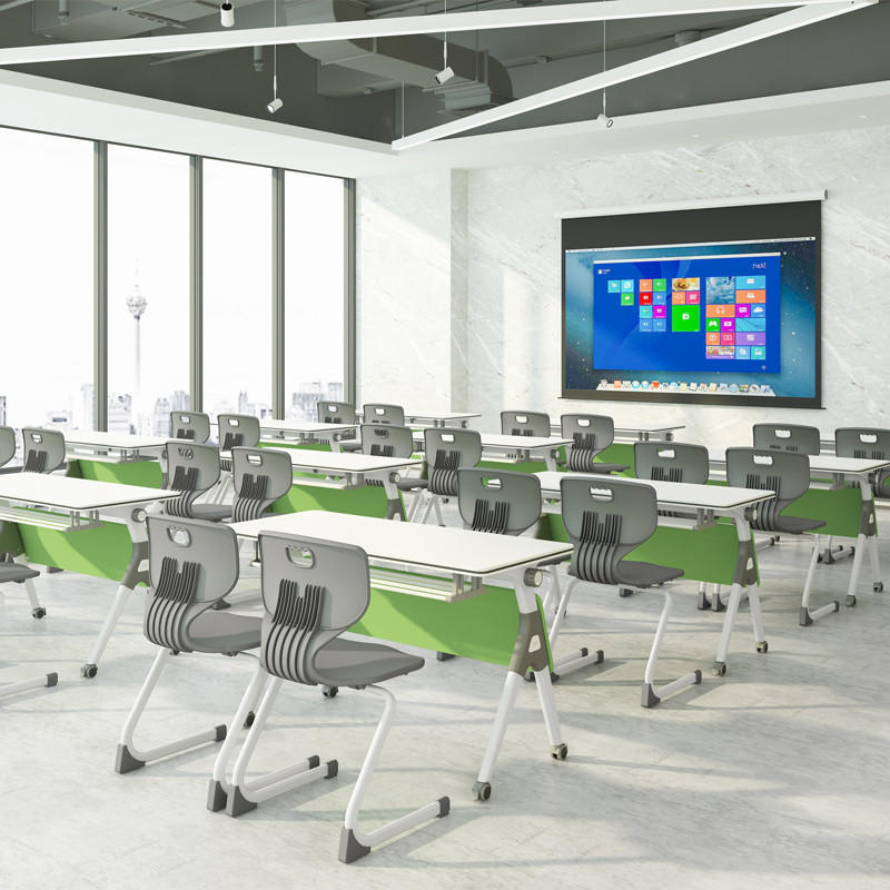 durable portable conference room tables ft015c on wheels for school
