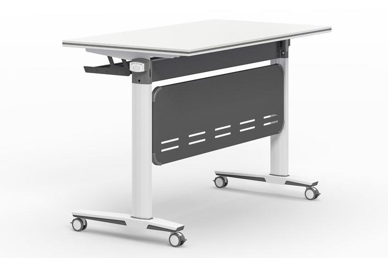 800/1200/1400/1600/1800MM aluminum alloy Folding training table FT-008