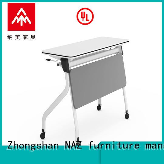 NAZ furniture writing modular training room furniture multi purpose for home