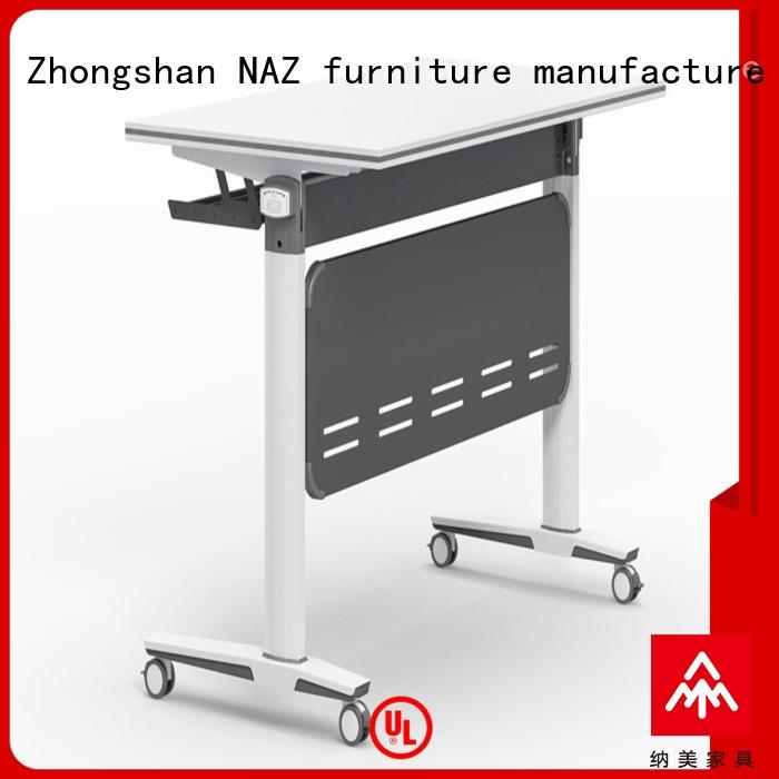 NAZ furniture fahsion training tables and chairs supply for training room
