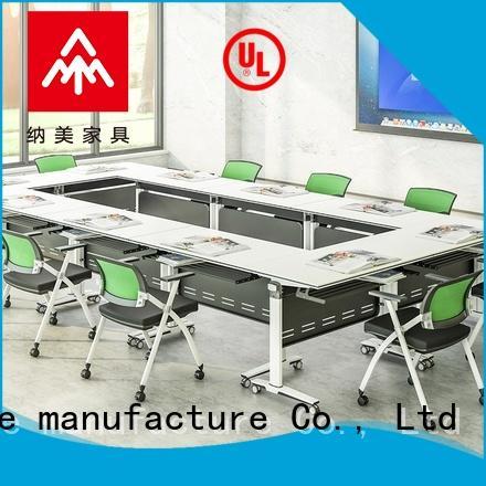 NAZ furniture professional modular conference table design manufacturer for training room