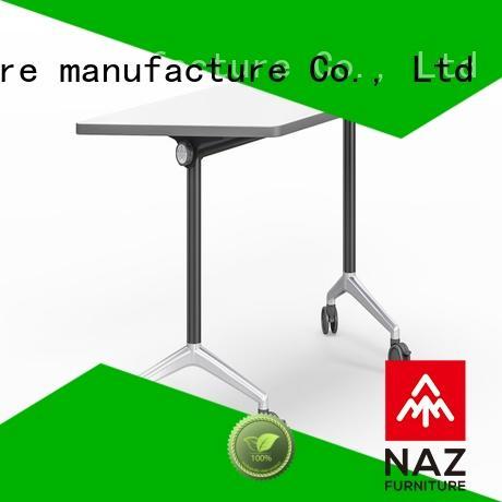 NAZ furniture castors computer training tables for sale