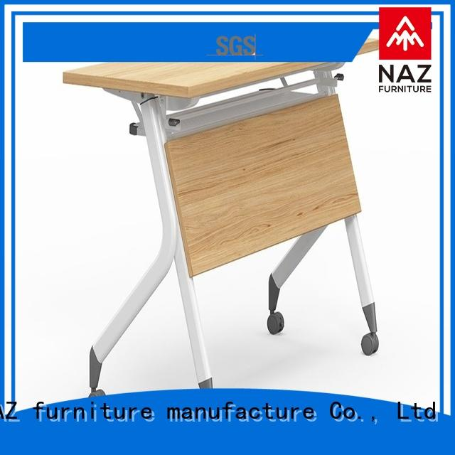 NAZ furniture ft008 computer training tables supply for training room