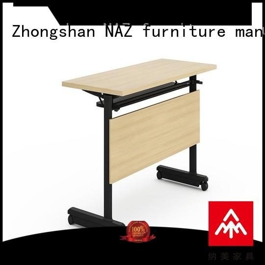 NAZ furniture 8001200140016001800mm conference training tables supply
