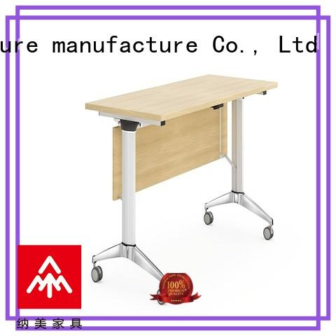 NAZ furniture computer office training room furniture wooden for school
