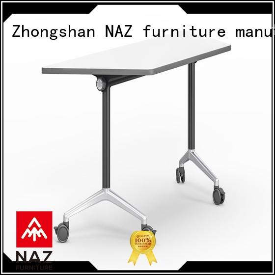 NAZ furniture computer mobile training tables supply for home