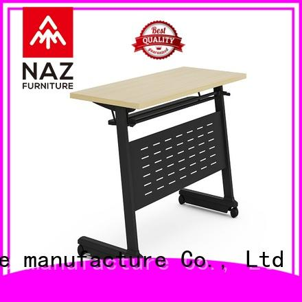 NAZ furniture writing computer training tables supply