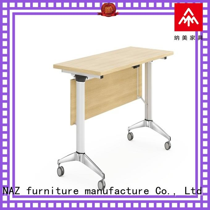 professional training table metal multi purpose for school