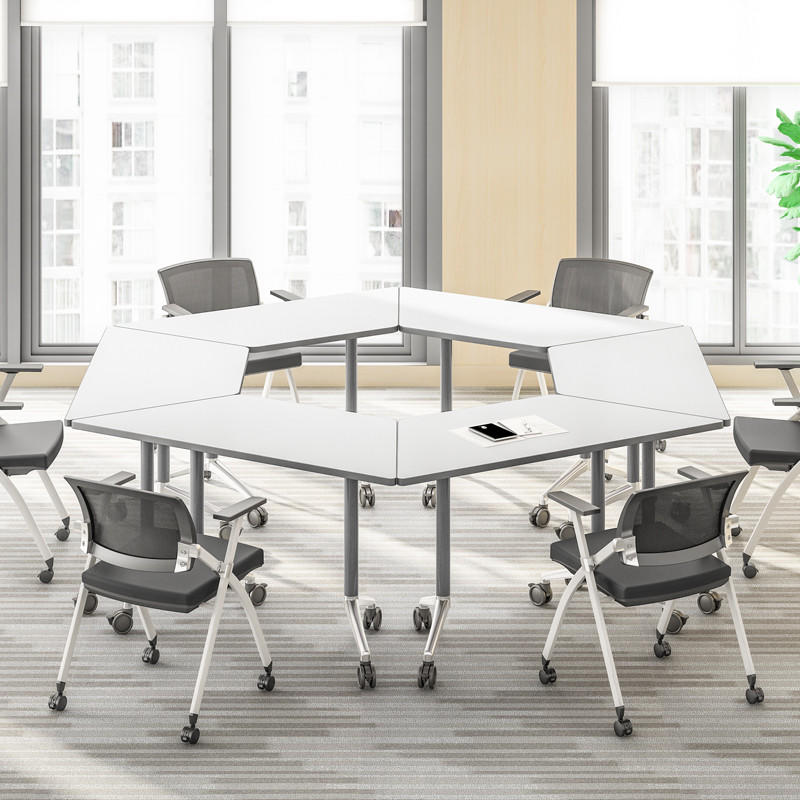NAZ furniture movable flip top conference tables for conference-3