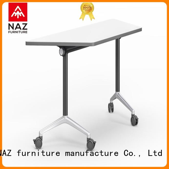 NAZ furniture ft011 mobile training tables supply for school