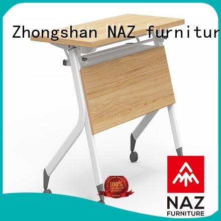 NAZ furniture nesting modular training room furniture for conference for home