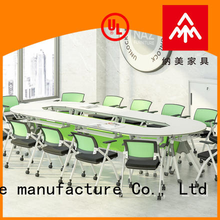 comfortable oval conference table ft011c for sale for office