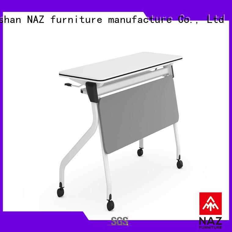 NAZ furniture aluminum training table multi purpose