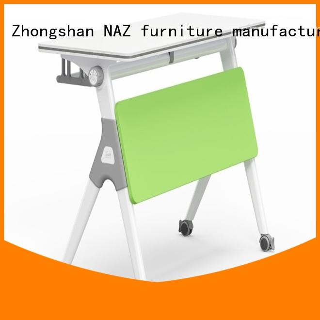 NAZ furniture professional office training tables ft002 for training room
