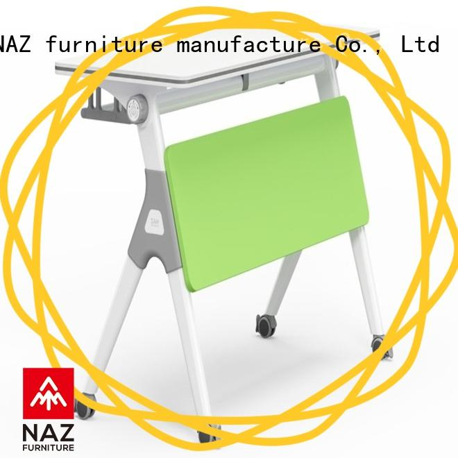 NAZ furniture ft017 computer training tables supply for meeting room