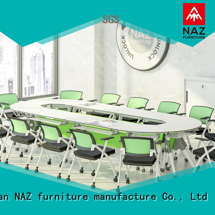 NAZ furniture durable 12 conference table for conference