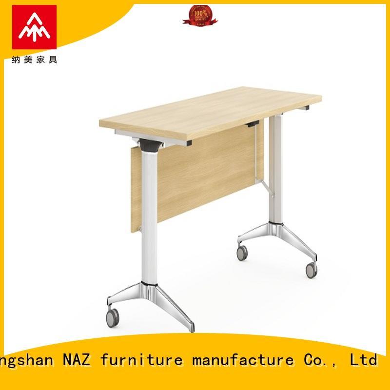 NAZ furniture panel training table multi purpose for training room