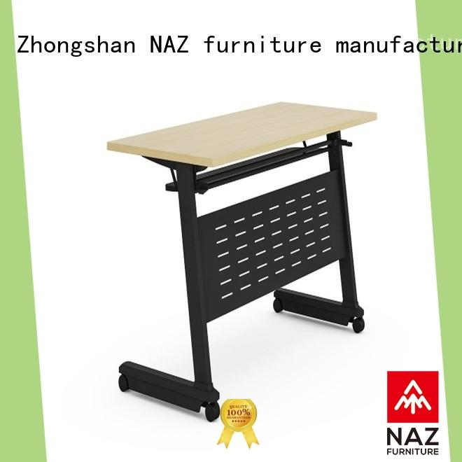 NAZ furniture fahsion aluminum training table for sale for training room