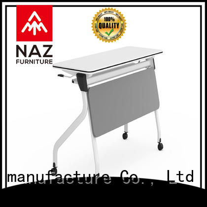 NAZ furniture ft018 nesting training tables for conference for training room
