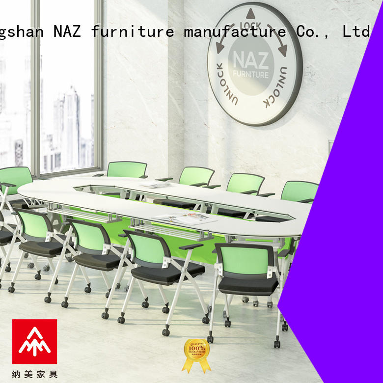 NAZ furniture comfortable conference table for conference for training room
