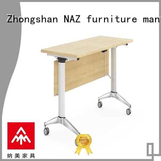 NAZ furniture training flip top training tables for sale for training room