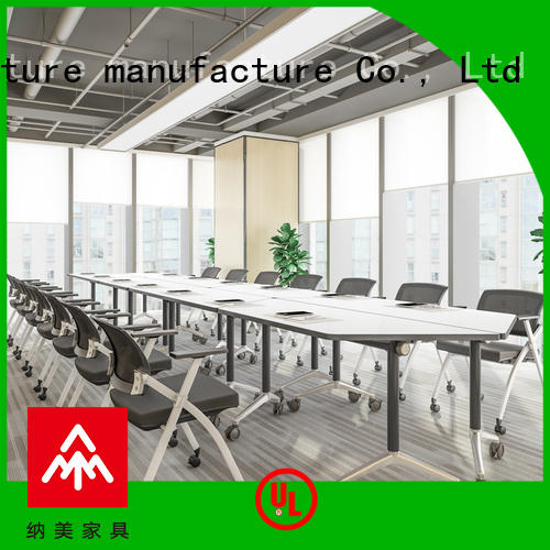 NAZ furniture durable folding conference tables ft018c for meeting room