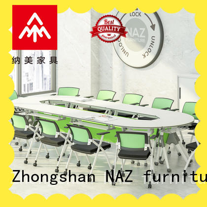 NAZ furniture movable conference table manufacturer for training room