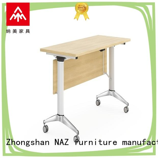 portable training table front office NAZ furniture