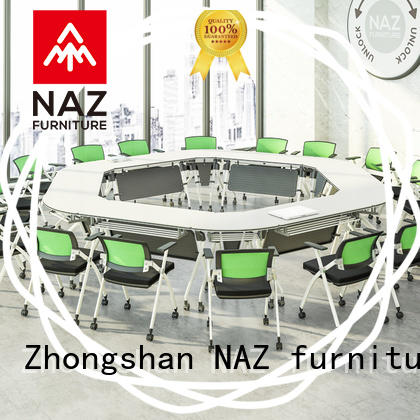 NAZ furniture shape modular conference table for conference for meeting room