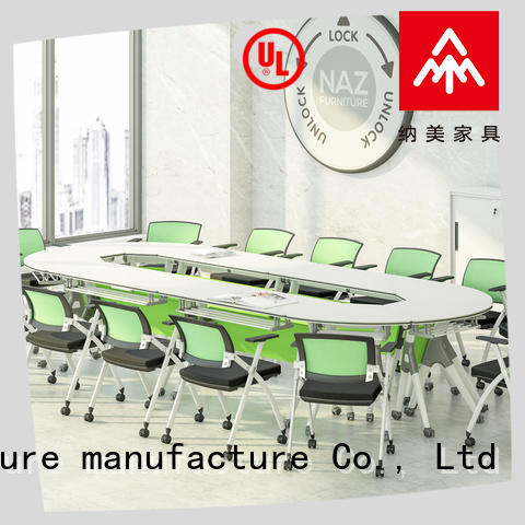Unique color  Folding conference table FT-017C for 6/8/10/12/16/20 Persons