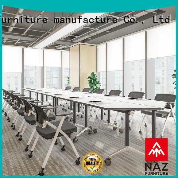 NAZ furniture unique white conference table manufacturer
