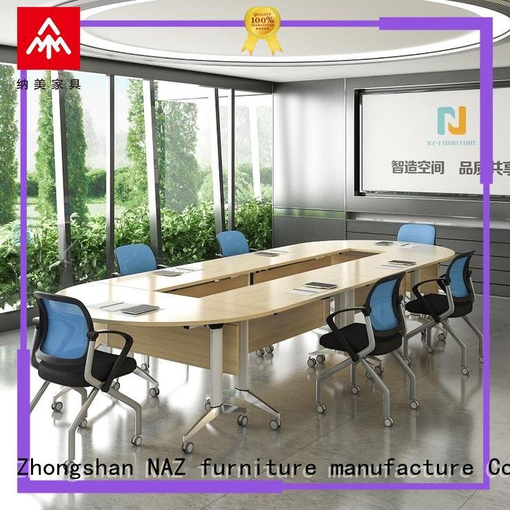 NAZ furniture durable conference tables manufacturer