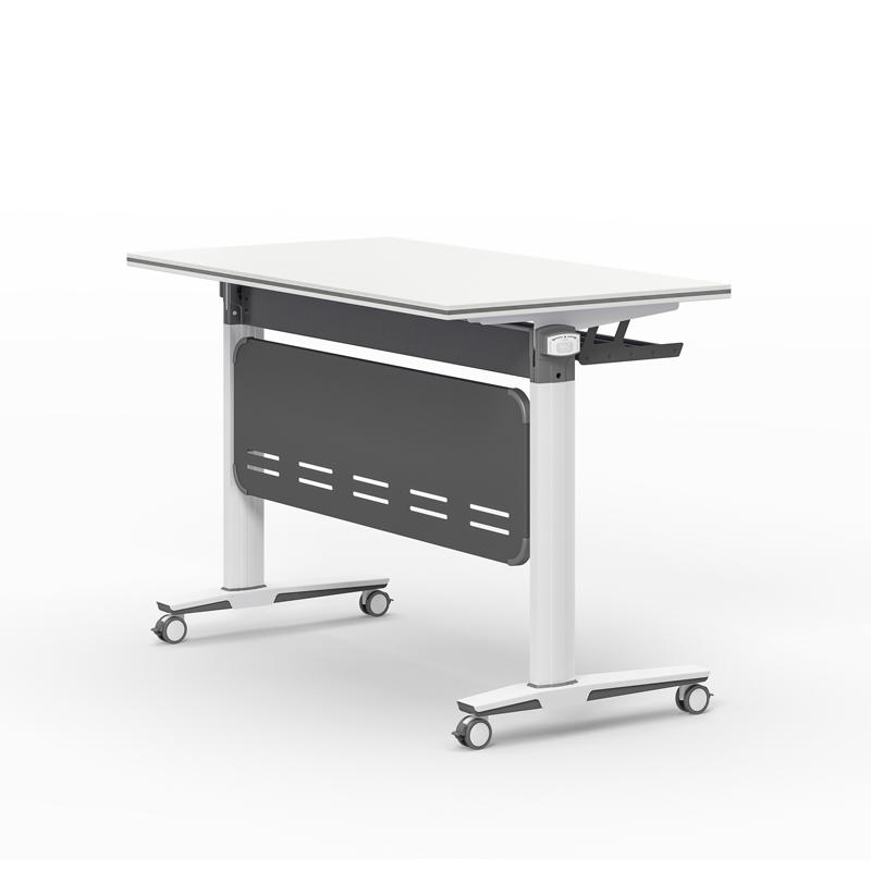 NAZ furniture alloy aluminum training table for sale-1