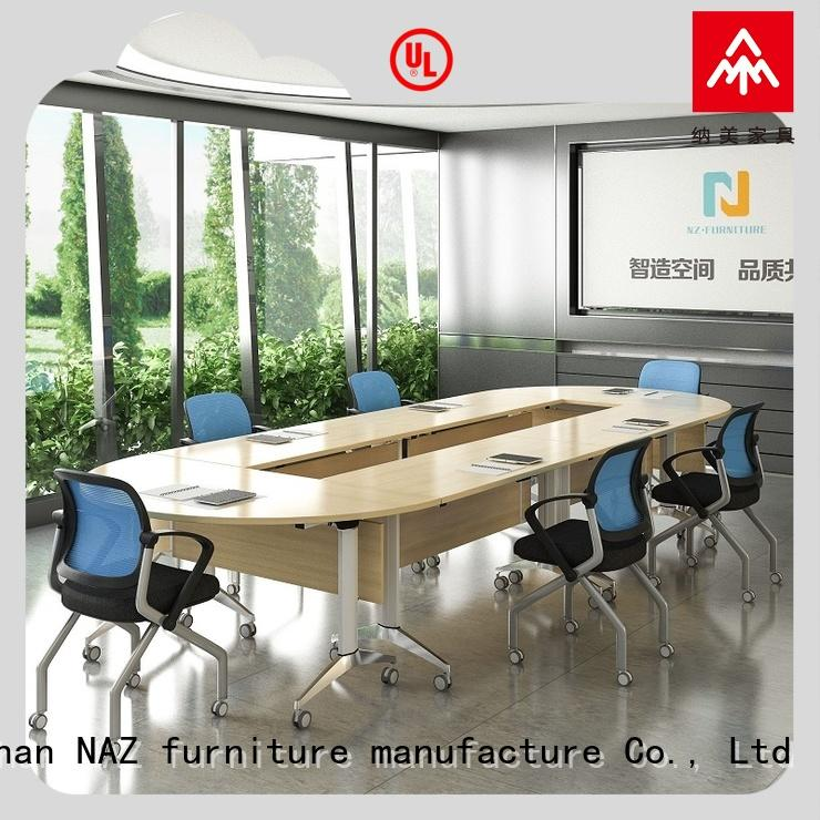NAZ furniture ft030c modular conference table for sale for school