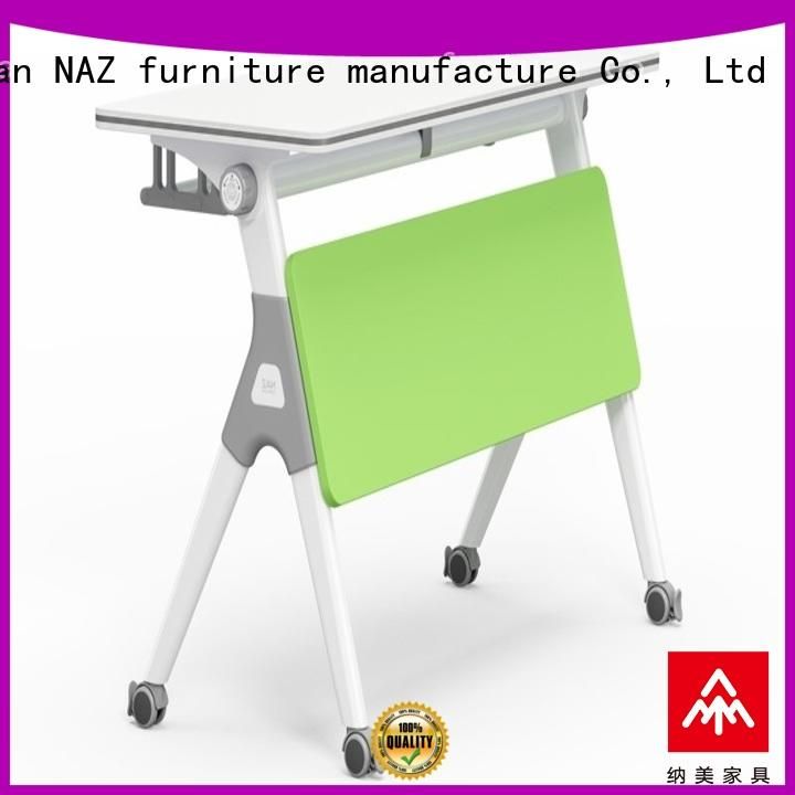 NAZ furniture writing computer training tables for sale for school